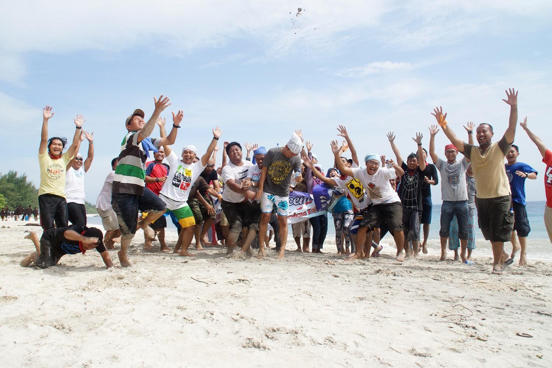 Lombok abundance of joy